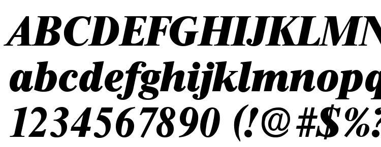 glyphs Thames heavyita font, сharacters Thames heavyita font, symbols Thames heavyita font, character map Thames heavyita font, preview Thames heavyita font, abc Thames heavyita font, Thames heavyita font