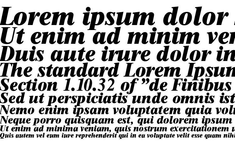 specimens Thames heavyita font, sample Thames heavyita font, an example of writing Thames heavyita font, review Thames heavyita font, preview Thames heavyita font, Thames heavyita font