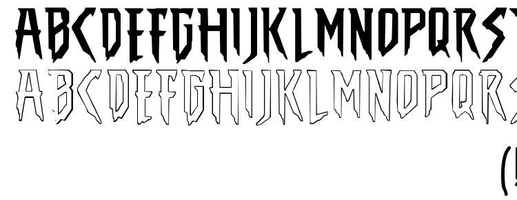 глифы шрифта THE AMAZING SPIDER MAN, символы шрифта THE AMAZING SPIDER MAN, символьная карта шрифта THE AMAZING SPIDER MAN, предварительный просмотр шрифта THE AMAZING SPIDER MAN, алфавит шрифта THE AMAZING SPIDER MAN, шрифт THE AMAZING SPIDER MAN