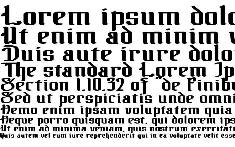 specimens The black bloc bold font, sample The black bloc bold font, an example of writing The black bloc bold font, review The black bloc bold font, preview The black bloc bold font, The black bloc bold font