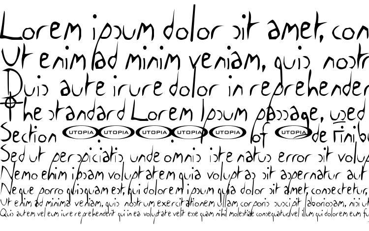 specimens The Cowboy Font font, sample The Cowboy Font font, an example of writing The Cowboy Font font, review The Cowboy Font font, preview The Cowboy Font font, The Cowboy Font font
