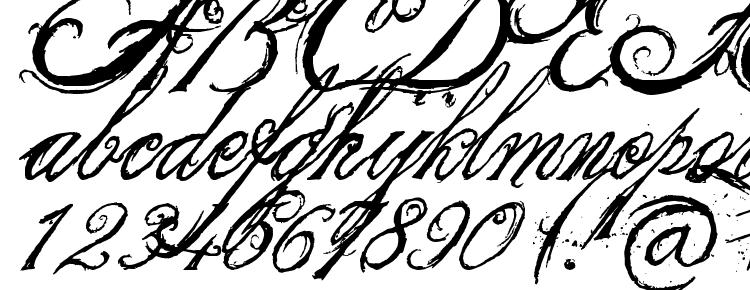 глифы шрифта the King & Queen font, символы шрифта the King & Queen font, символьная карта шрифта the King & Queen font, предварительный просмотр шрифта the King & Queen font, алфавит шрифта the King & Queen font, шрифт the King & Queen font