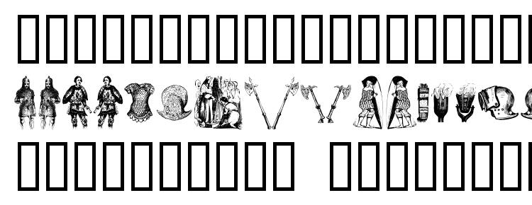 glyphs The middle ages iii font, сharacters The middle ages iii font, symbols The middle ages iii font, character map The middle ages iii font, preview The middle ages iii font, abc The middle ages iii font, The middle ages iii font