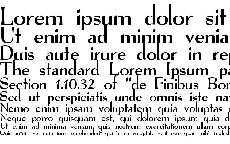 specimens The Real Font font, sample The Real Font font, an example of writing The Real Font font, review The Real Font font, preview The Real Font font, The Real Font font