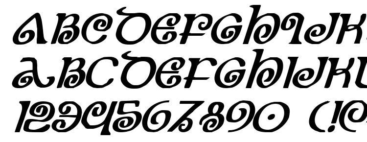 glyphs The Shire Bold Italic font, сharacters The Shire Bold Italic font, symbols The Shire Bold Italic font, character map The Shire Bold Italic font, preview The Shire Bold Italic font, abc The Shire Bold Italic font, The Shire Bold Italic font