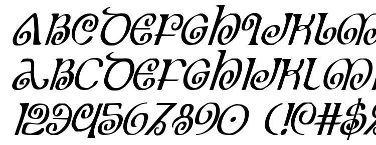 glyphs The Shire Condensed Italic font, сharacters The Shire Condensed Italic font, symbols The Shire Condensed Italic font, character map The Shire Condensed Italic font, preview The Shire Condensed Italic font, abc The Shire Condensed Italic font, The Shire Condensed Italic font