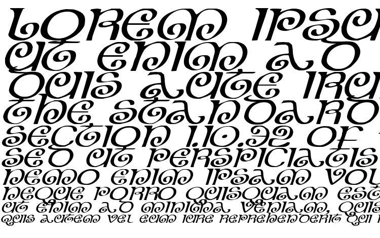 образцы шрифта The Shire Expanded Italic, образец шрифта The Shire Expanded Italic, пример написания шрифта The Shire Expanded Italic, просмотр шрифта The Shire Expanded Italic, предосмотр шрифта The Shire Expanded Italic, шрифт The Shire Expanded Italic