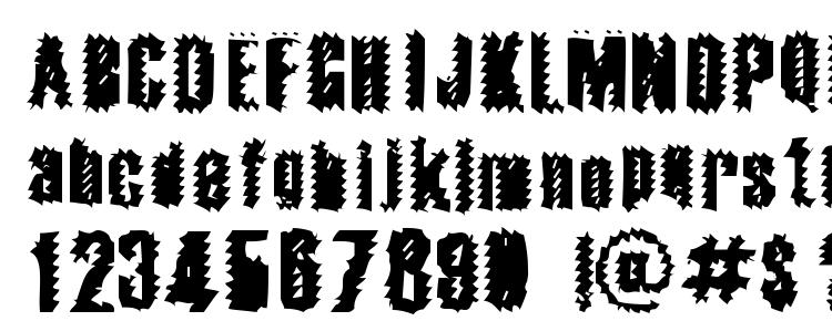 глифы шрифта The worlds fiery demise, символы шрифта The worlds fiery demise, символьная карта шрифта The worlds fiery demise, предварительный просмотр шрифта The worlds fiery demise, алфавит шрифта The worlds fiery demise, шрифт The worlds fiery demise