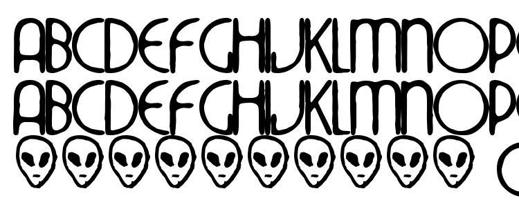 глифы шрифта Thedekoside, символы шрифта Thedekoside, символьная карта шрифта Thedekoside, предварительный просмотр шрифта Thedekoside, алфавит шрифта Thedekoside, шрифт Thedekoside