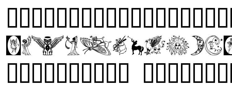 glyphs Thegoddess font, сharacters Thegoddess font, symbols Thegoddess font, character map Thegoddess font, preview Thegoddess font, abc Thegoddess font, Thegoddess font