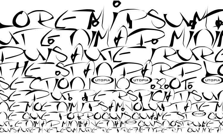 specimens Thegurufont font, sample Thegurufont font, an example of writing Thegurufont font, review Thegurufont font, preview Thegurufont font, Thegurufont font