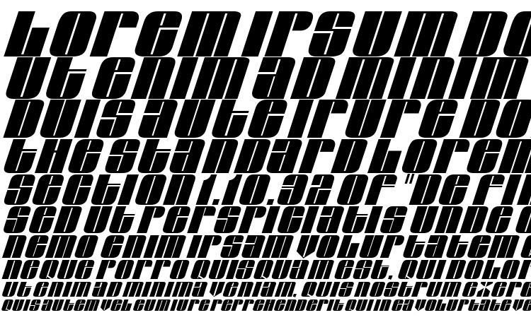 specimens THELMA Regular font, sample THELMA Regular font, an example of writing THELMA Regular font, review THELMA Regular font, preview THELMA Regular font, THELMA Regular font