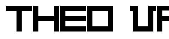 Theo Van Doesburg Font