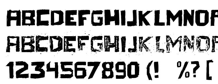 glyphs Therezaregular font, сharacters Therezaregular font, symbols Therezaregular font, character map Therezaregular font, preview Therezaregular font, abc Therezaregular font, Therezaregular font