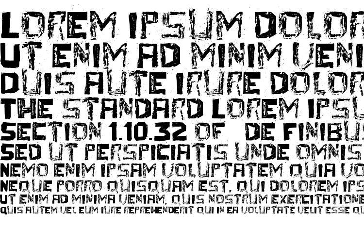 specimens Therezaregular font, sample Therezaregular font, an example of writing Therezaregular font, review Therezaregular font, preview Therezaregular font, Therezaregular font