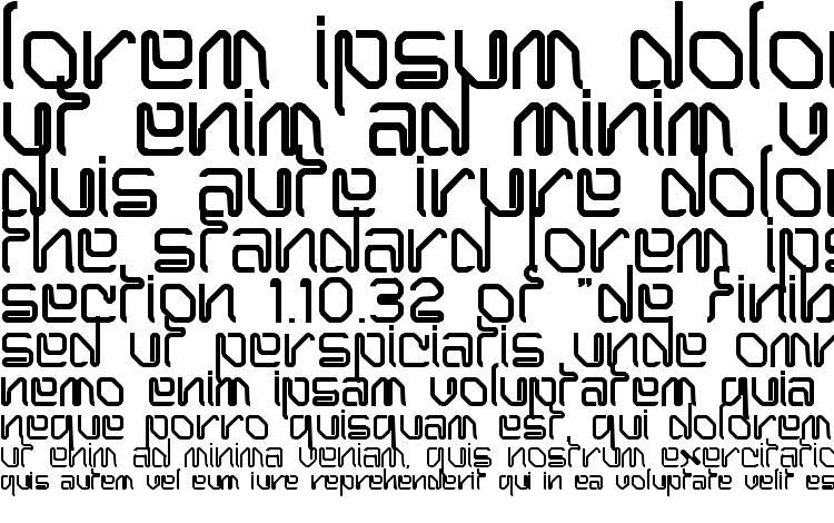 specimens THERSA Regular font, sample THERSA Regular font, an example of writing THERSA Regular font, review THERSA Regular font, preview THERSA Regular font, THERSA Regular font