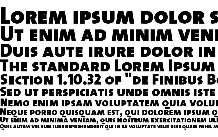 specimens TheSansBlack Caps font, sample TheSansBlack Caps font, an example of writing TheSansBlack Caps font, review TheSansBlack Caps font, preview TheSansBlack Caps font, TheSansBlack Caps font