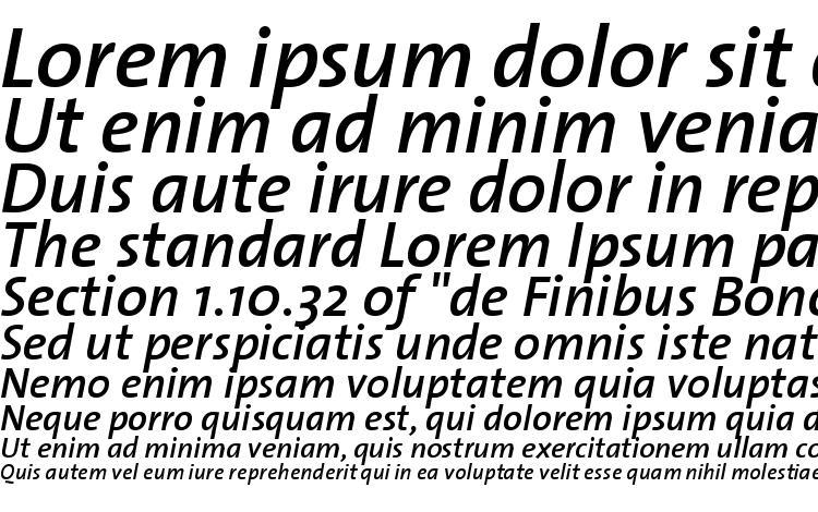 образцы шрифта TheSansSemiBold Italic, образец шрифта TheSansSemiBold Italic, пример написания шрифта TheSansSemiBold Italic, просмотр шрифта TheSansSemiBold Italic, предосмотр шрифта TheSansSemiBold Italic, шрифт TheSansSemiBold Italic