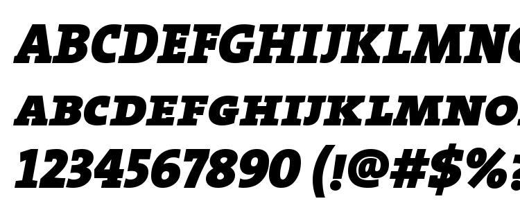 глифы шрифта TheSerifBlack CapsItalic, символы шрифта TheSerifBlack CapsItalic, символьная карта шрифта TheSerifBlack CapsItalic, предварительный просмотр шрифта TheSerifBlack CapsItalic, алфавит шрифта TheSerifBlack CapsItalic, шрифт TheSerifBlack CapsItalic