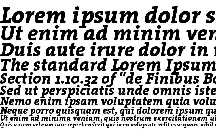 specimens TheSerifExtraBold Italic font, sample TheSerifExtraBold Italic font, an example of writing TheSerifExtraBold Italic font, review TheSerifExtraBold Italic font, preview TheSerifExtraBold Italic font, TheSerifExtraBold Italic font