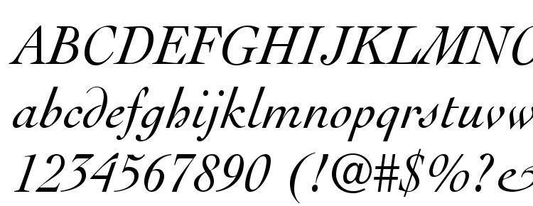 глифы шрифта Thesis SSi Italic, символы шрифта Thesis SSi Italic, символьная карта шрифта Thesis SSi Italic, предварительный просмотр шрифта Thesis SSi Italic, алфавит шрифта Thesis SSi Italic, шрифт Thesis SSi Italic