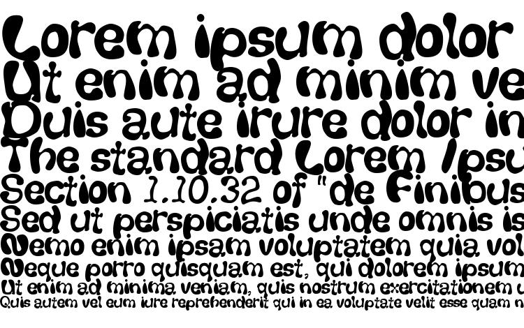 specimens Thickhea font, sample Thickhea font, an example of writing Thickhea font, review Thickhea font, preview Thickhea font, Thickhea font