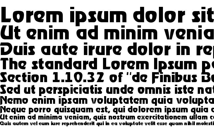 specimens Thimbassk regular font, sample Thimbassk regular font, an example of writing Thimbassk regular font, review Thimbassk regular font, preview Thimbassk regular font, Thimbassk regular font