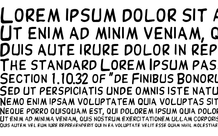 specimens Thinxscapsssk regular font, sample Thinxscapsssk regular font, an example of writing Thinxscapsssk regular font, review Thinxscapsssk regular font, preview Thinxscapsssk regular font, Thinxscapsssk regular font