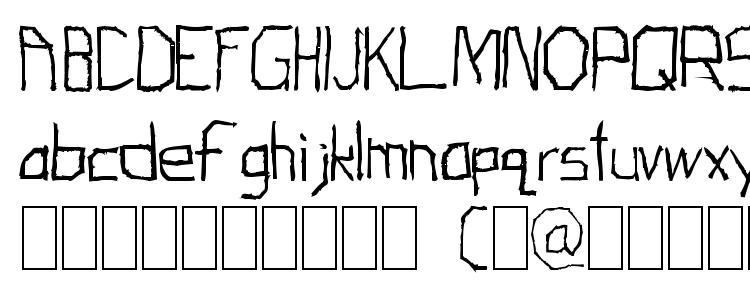 глифы шрифта Third Grade Techno, символы шрифта Third Grade Techno, символьная карта шрифта Third Grade Techno, предварительный просмотр шрифта Third Grade Techno, алфавит шрифта Third Grade Techno, шрифт Third Grade Techno
