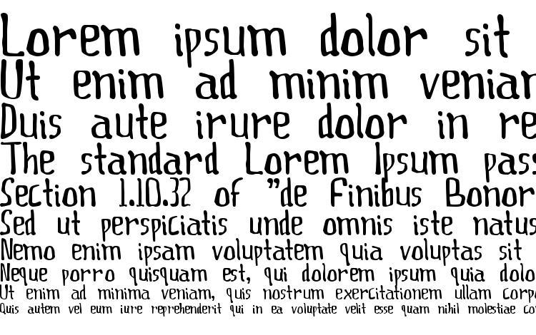 specimens Thisprty font, sample Thisprty font, an example of writing Thisprty font, review Thisprty font, preview Thisprty font, Thisprty font