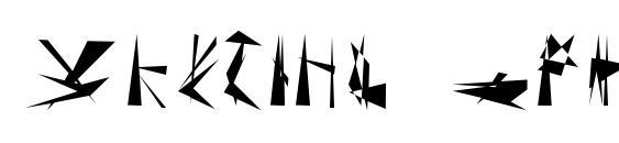 Tholian Regular Font