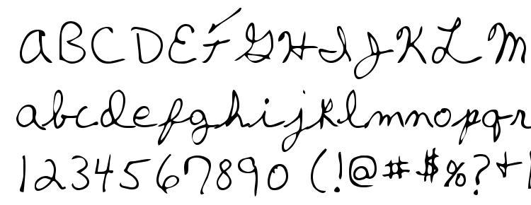 глифы шрифта Thomas Regular, символы шрифта Thomas Regular, символьная карта шрифта Thomas Regular, предварительный просмотр шрифта Thomas Regular, алфавит шрифта Thomas Regular, шрифт Thomas Regular
