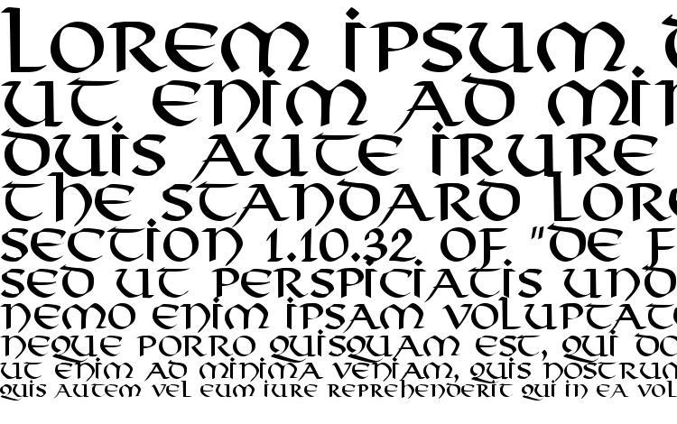 specimens Thong Regular DB font, sample Thong Regular DB font, an example of writing Thong Regular DB font, review Thong Regular DB font, preview Thong Regular DB font, Thong Regular DB font