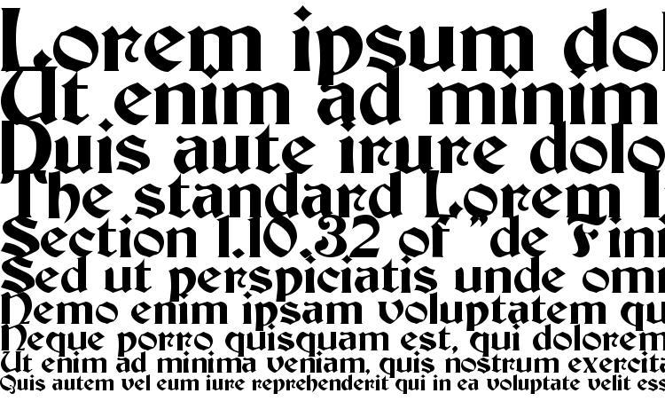 образцы шрифта Thornton, образец шрифта Thornton, пример написания шрифта Thornton, просмотр шрифта Thornton, предосмотр шрифта Thornton, шрифт Thornton