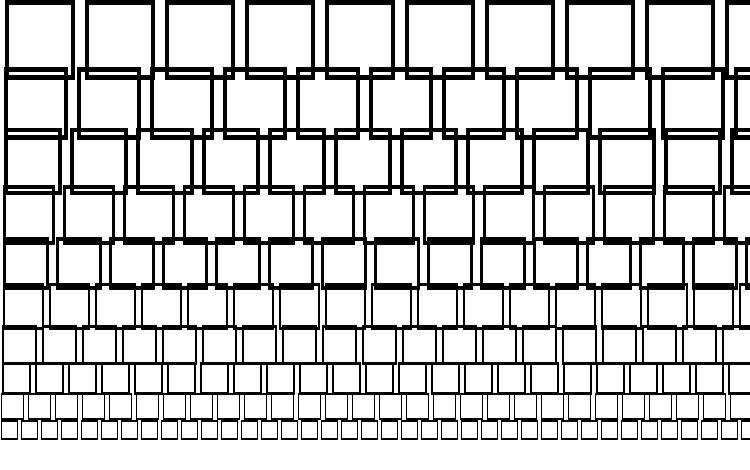 образцы шрифта Thulth Bold, образец шрифта Thulth Bold, пример написания шрифта Thulth Bold, просмотр шрифта Thulth Bold, предосмотр шрифта Thulth Bold, шрифт Thulth Bold