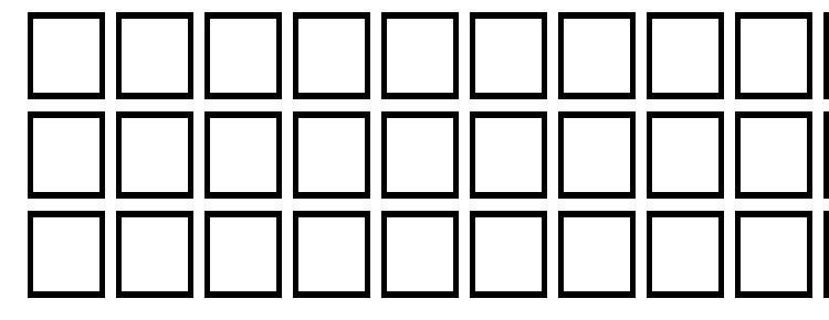 глифы шрифта Thulth, символы шрифта Thulth, символьная карта шрифта Thulth, предварительный просмотр шрифта Thulth, алфавит шрифта Thulth, шрифт Thulth