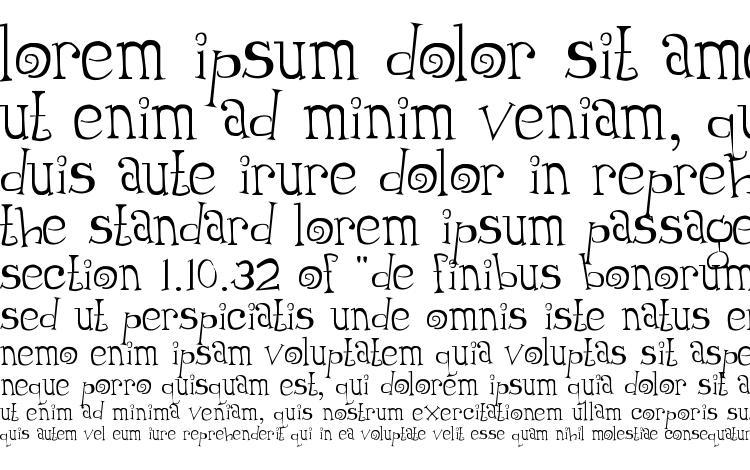 specimens Thumping font, sample Thumping font, an example of writing Thumping font, review Thumping font, preview Thumping font, Thumping font