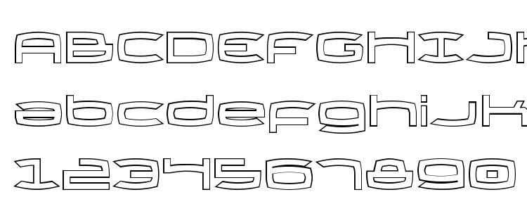 glyphs Thundergod Outline font, сharacters Thundergod Outline font, symbols Thundergod Outline font, character map Thundergod Outline font, preview Thundergod Outline font, abc Thundergod Outline font, Thundergod Outline font