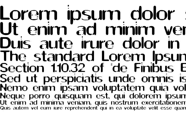 specimens Thwart BRK font, sample Thwart BRK font, an example of writing Thwart BRK font, review Thwart BRK font, preview Thwart BRK font, Thwart BRK font