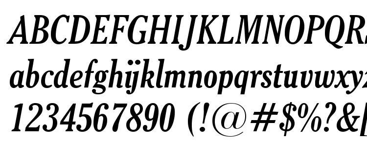 глифы шрифта Thyssen j italic, символы шрифта Thyssen j italic, символьная карта шрифта Thyssen j italic, предварительный просмотр шрифта Thyssen j italic, алфавит шрифта Thyssen j italic, шрифт Thyssen j italic