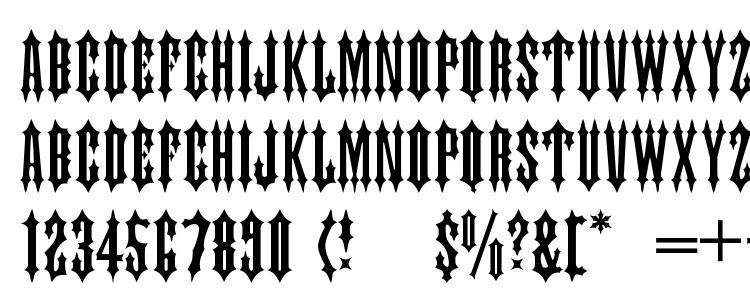 glyphs Tiara caps font, сharacters Tiara caps font, symbols Tiara caps font, character map Tiara caps font, preview Tiara caps font, abc Tiara caps font, Tiara caps font