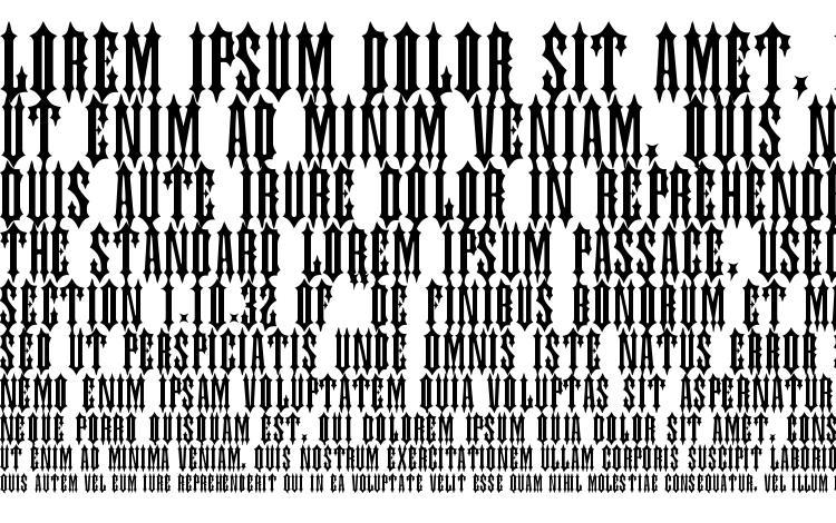 specimens Tiara caps font, sample Tiara caps font, an example of writing Tiara caps font, review Tiara caps font, preview Tiara caps font, Tiara caps font