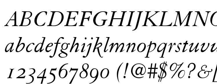 глифы шрифта Tiasco OldStyle SSi Italic Old Style Figures, символы шрифта Tiasco OldStyle SSi Italic Old Style Figures, символьная карта шрифта Tiasco OldStyle SSi Italic Old Style Figures, предварительный просмотр шрифта Tiasco OldStyle SSi Italic Old Style Figures, алфавит шрифта Tiasco OldStyle SSi Italic Old Style Figures, шрифт Tiasco OldStyle SSi Italic Old Style Figures