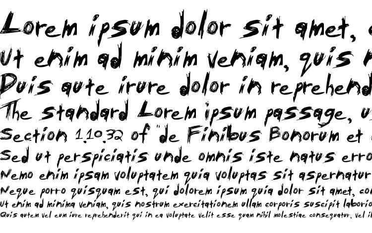 specimens Tibeba font, sample Tibeba font, an example of writing Tibeba font, review Tibeba font, preview Tibeba font, Tibeba font