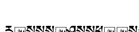 TibetanMachineWeb1 Font
