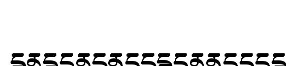 TibetanMachineWeb4 Font