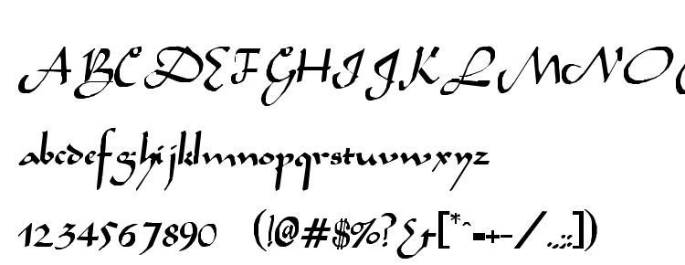 глифы шрифта TIDANN Regular, символы шрифта TIDANN Regular, символьная карта шрифта TIDANN Regular, предварительный просмотр шрифта TIDANN Regular, алфавит шрифта TIDANN Regular, шрифт TIDANN Regular