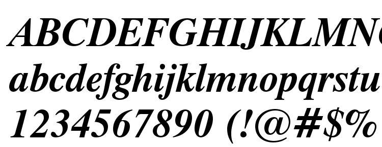 glyphs Tiempo bold italic font, сharacters Tiempo bold italic font, symbols Tiempo bold italic font, character map Tiempo bold italic font, preview Tiempo bold italic font, abc Tiempo bold italic font, Tiempo bold italic font