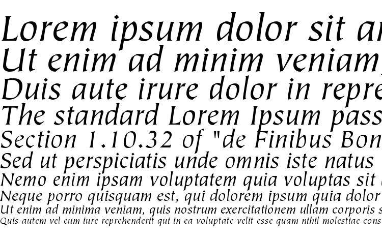 specimens TiepoloStd BookItalic font, sample TiepoloStd BookItalic font, an example of writing TiepoloStd BookItalic font, review TiepoloStd BookItalic font, preview TiepoloStd BookItalic font, TiepoloStd BookItalic font