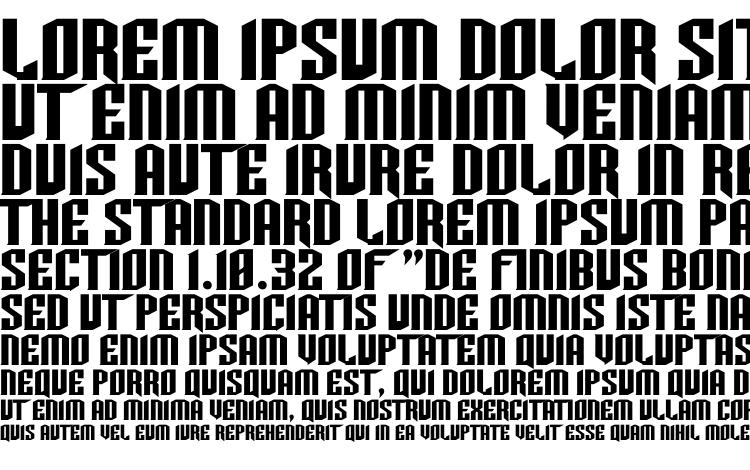 specimens Tiewing font, sample Tiewing font, an example of writing Tiewing font, review Tiewing font, preview Tiewing font, Tiewing font